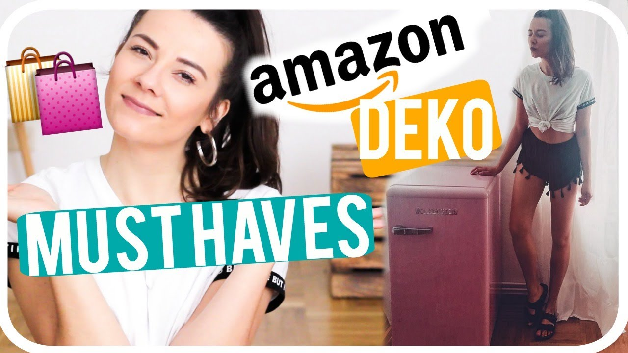 rosa k hlschrank amazon interior deko must haves youtube. Black Bedroom Furniture Sets. Home Design Ideas