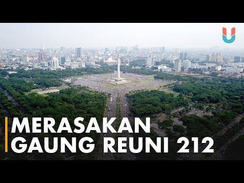 Peserta Reuni 212 Melawan Stigma Politik dengan Silaturahmi Mp3