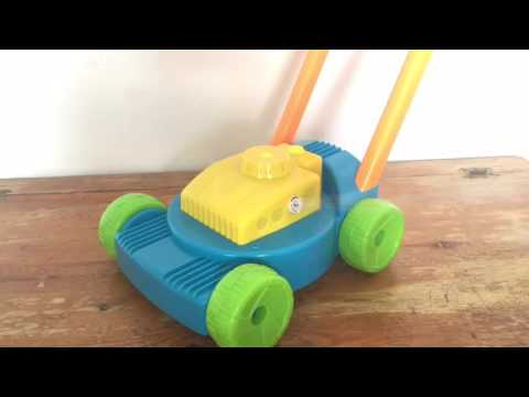 Auto Bubble Mower Review