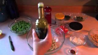 Garden To Dinner Fava Bean Salad.wmv