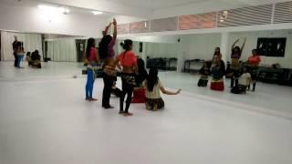 Gamalo Amr Diab Belly dance Choreography