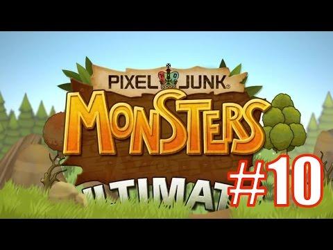PixelJunk Monsters - SPECIAL 2 - Прохождение игры в стиле Tower Defense