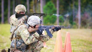 Firefight: The M-16 vs. Russia's AK-47 (Who Wins?)