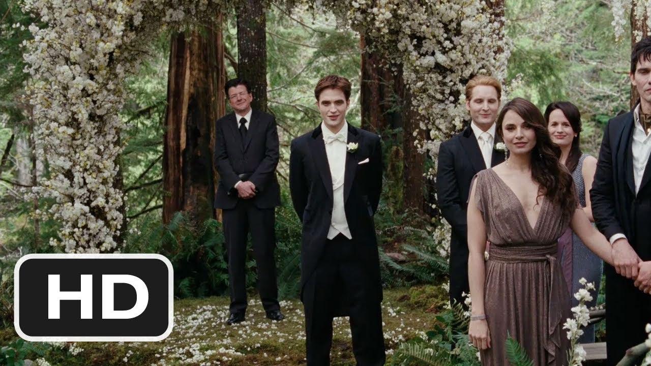 Twilight movie video part 1