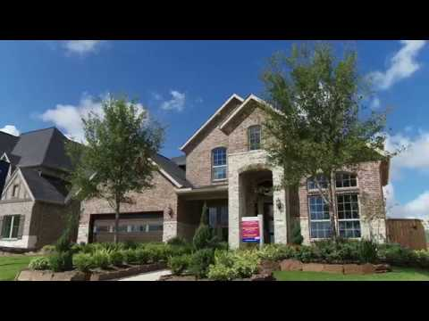 Our Houston Area Home Builders Offer Brand New Homes  |  Experience the Sapphire Plan