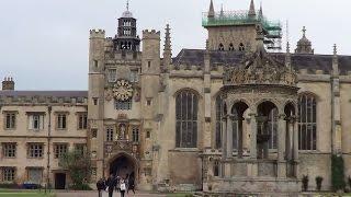 Cambridge.  Кембриджский университет.(Кембриджский университет был основан ( можно сказать случайно ) в 1209 году.Ученые и студенты Оксфордского..., 2016-07-02T08:12:11.000Z)
