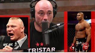 Joe Rogan - Lesnar doesn't want Ubereem
