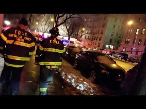 7-ALARM 775 RIVERSIDE DR, Manhattan New York