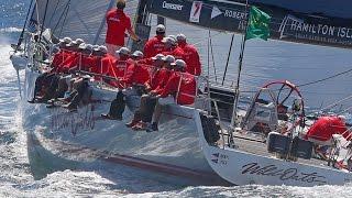 Rolex Sydney Hobart;  Views of the Crews - Wild Oats XI & Comanche