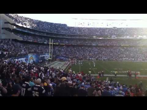 Ryan Mathews TOUCHDOWN!!! Against the Kansas City Chiefs 12