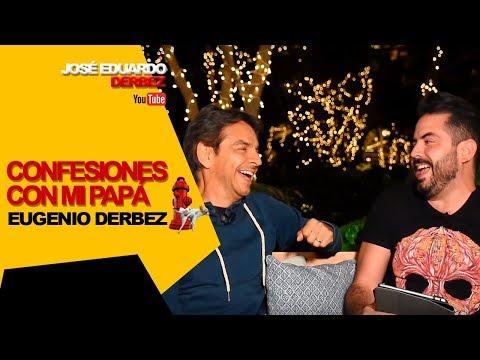 ¡CONFESIONES CON MI PAPÁ!   Entrevista Eugenio Derbez PARTE 2   José Eduardo Derbez