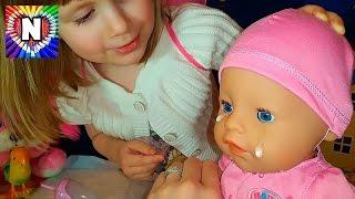 Видео для девочек. #Кукла Бэби Борн Baby Born Doll. #Маша и Медведь Masha and Bear. Muñeca Baby Born(Кукла Бэби Борн Baby Born Doll. Новорожденный малыш Muñeca Baby Born Baby Born muñeca. bebé recién nacido Сегодня у нас Настюшка волшебн..., 2016-03-03T21:48:09.000Z)