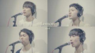 【ハモネプコラボ】Lemon/米津玄師 (by サス4)