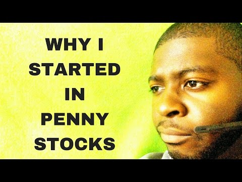 Why I started Trading Penny Stocks
