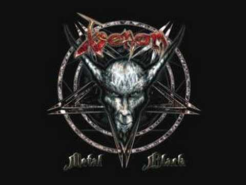 Venom - Burn in Hell