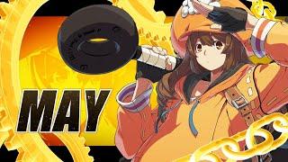 New Guilty Gear May Trailer   Ceotaku2019