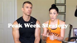 Peak Week Strategy