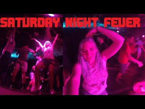 Sneaky Dee's: SATURDAY NIGHT FEVER