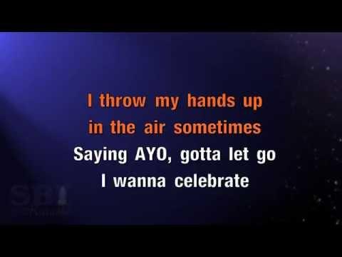 Taio Cruz   Dynamite Karaoke