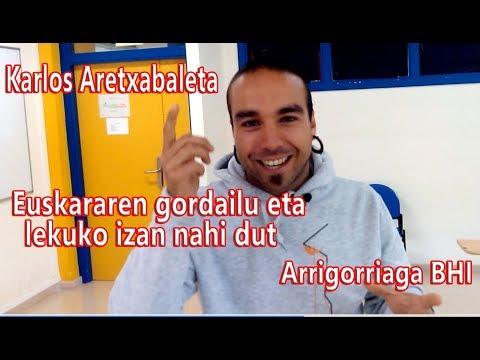 Karlos Aretxabaleta. Euskararen gordailu eta transmisore ilusio