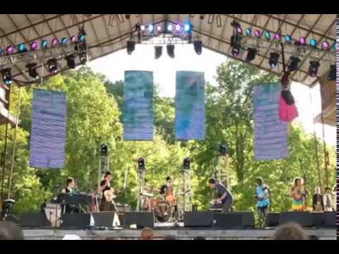 KIMOCK - Crazy Fingers + SAGAN @ Cosmic Reunion 5/28/17 Astral Valley, MO