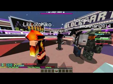 LORD JEST KRÓLEM! - Minecraft: Block Party w/ MrLordPS 2