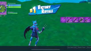 Me and bk drandion got a 21 kill duo win in fortnite Season 7 MOBILE