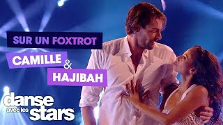 DALS S08 - Camille Lacourt & Hajiba Fahmy sur un Foxtrot sur Don't Wanna Miss a Thing (Aerosmith)