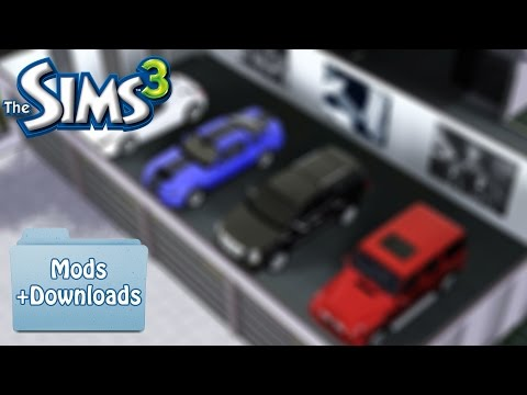 The Sims 3: My Mods And Download Folder | Sonny Daniel
