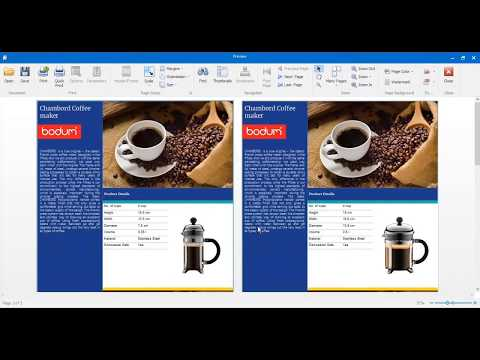 How to Print Using the Perfion Internal Report Generator | Western Computer