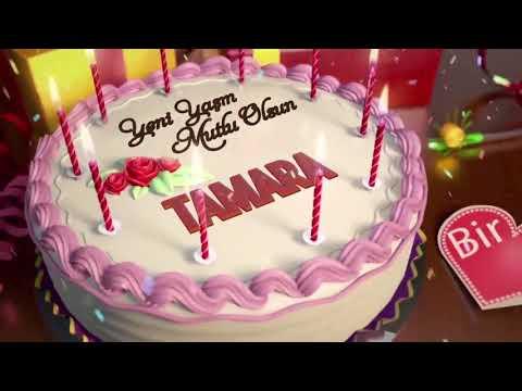 İyi ki doğdun TAMARA - İsme Özel Doğum Günü Şarkısı