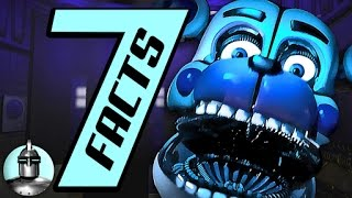 Seven FNAF Sister Location Facts YOU Should Know! | The Leaderboard