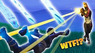 Fortnite GLIDING *GLITCH*?! GOD MODE?!!!! #5 (Weekly Fail Moments)