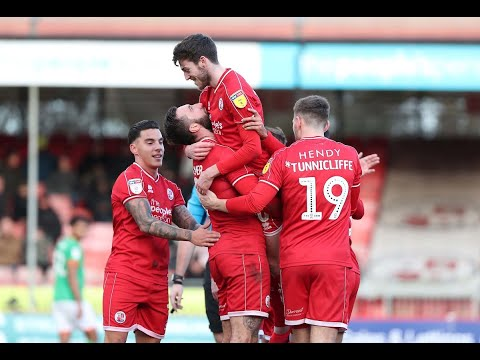 Crawley Town Scunthorpe Goals And Highlights