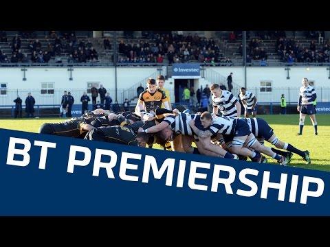 BT Premiership | Heriot's v Currie
