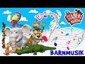 Download Barnmusik – Djuren på Zoo – Stadens Hjältar MP3 song and Music Video