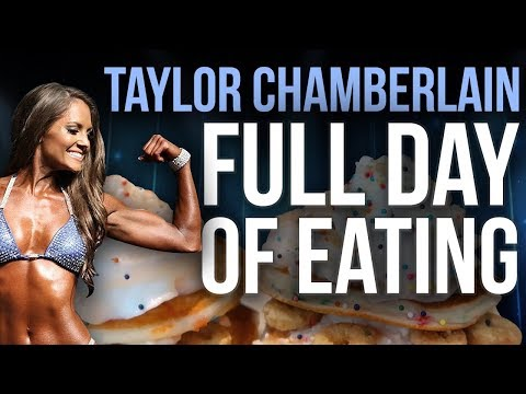 Full Day of Eating with GymShark Athlete & IFBB PRO Taylor Chamberlain!