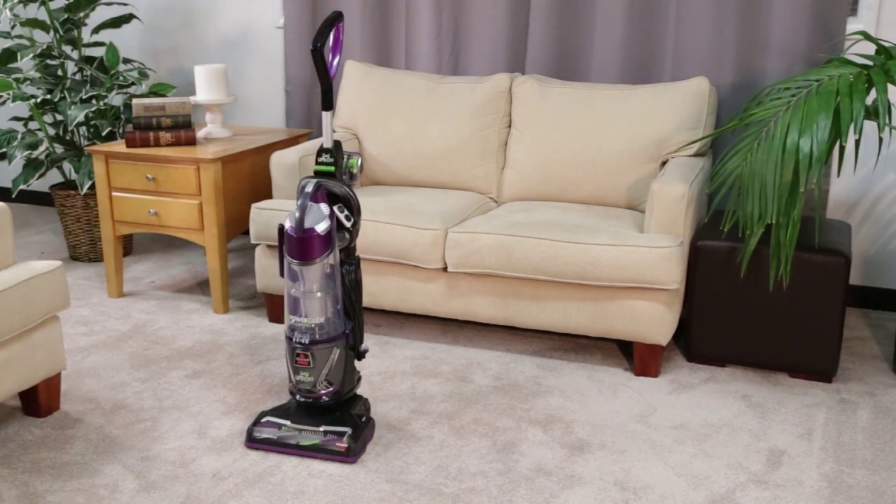 Bissell 20431 Powerglide Lift-Off Pet Plus