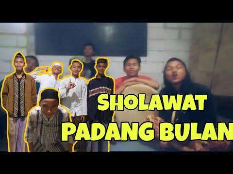 Sholawat Padang Bulan Versi Santri Ajiiiiib