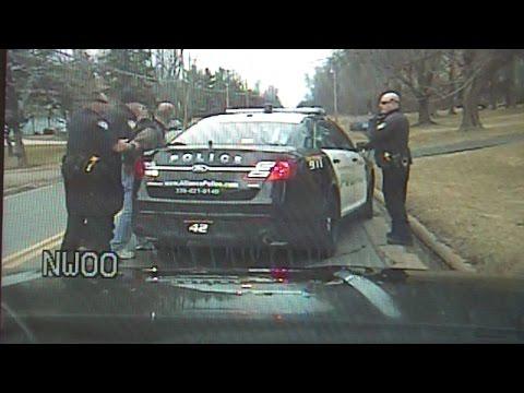 Police Use Taser to Arrest Suspect