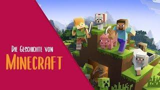 Die Geschichte von Minecraft