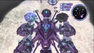 Halo Wars - Fastest Way To Make A Scarab