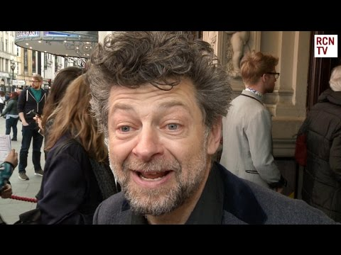Andy Serkis Interview - Star Wars, The Jungle Book & Theatre