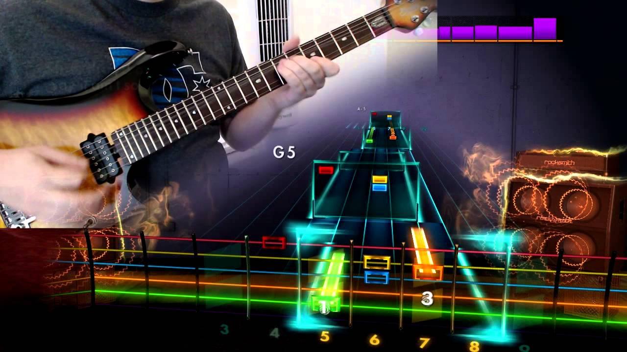 Weezer say it aint so lead rocksmith 2014 youtube weezer say it aint so lead rocksmith 2014 hexwebz Gallery