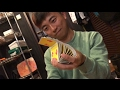 "Drunken Cardistry Sessions: With Ancel the Intern and Sebastian ""Magic Feet"" Goh"