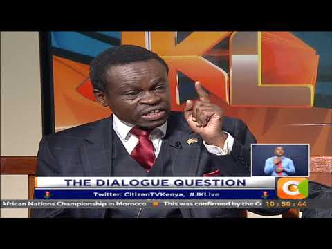 JKL | The Dialogue Question #JKLive [Part 2]
