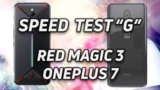 Speed Test G: Red Magic 3 vs OnePlus 7