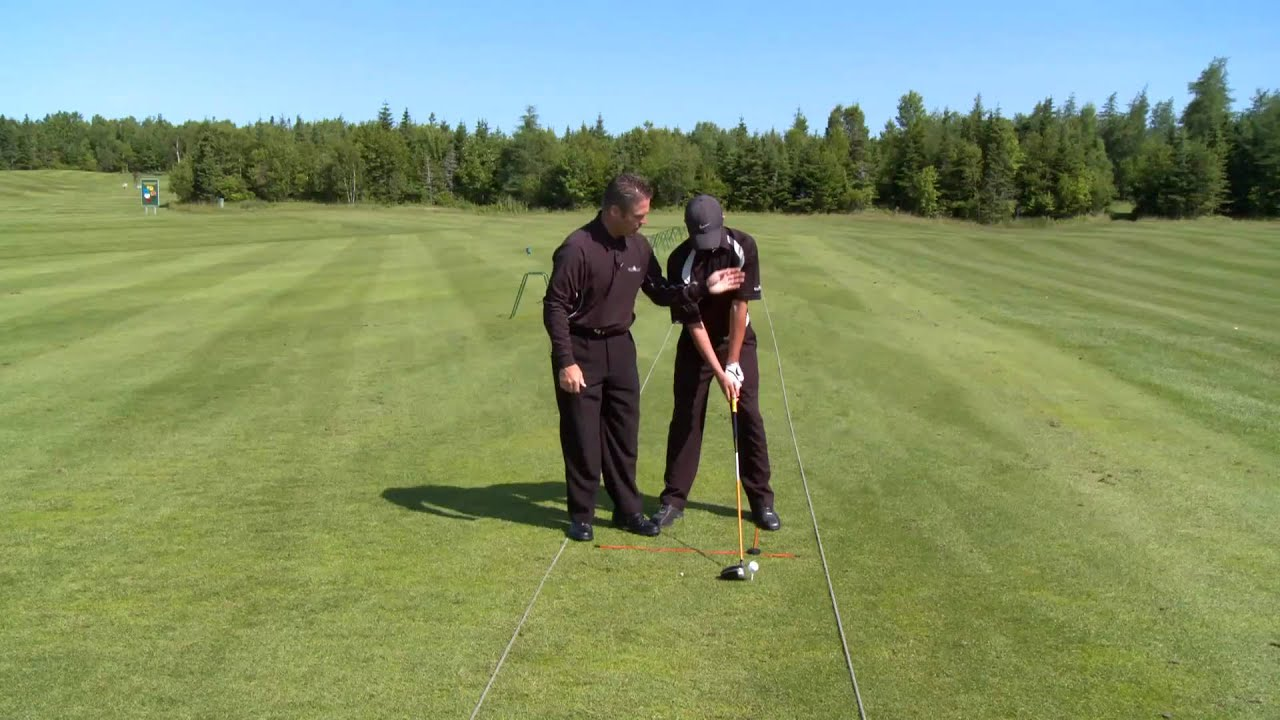 golfing hitting a fundamental drive Golf drills for more productive practice we are pga profesionals and have put together these golf drills to help your game please let us know of any other golf drills that have truly helped you.