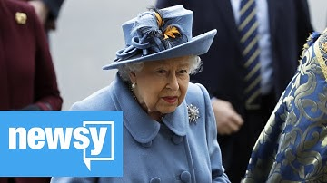 Queen Elizabeth Addresses U.K.