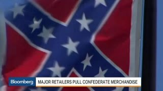 Social Media, Retail and the Confederate Flag